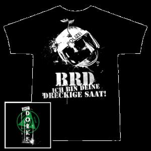 Shirt Dreckige Saat