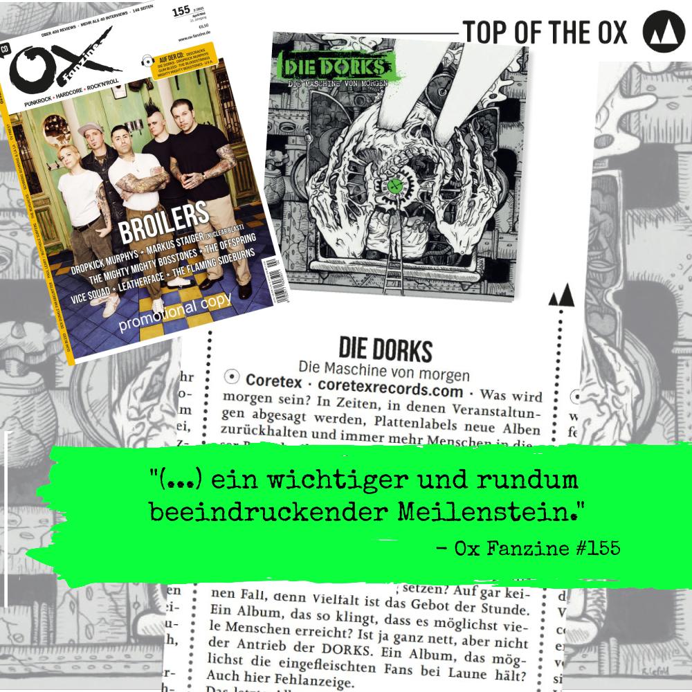 Ox Fanzine Review